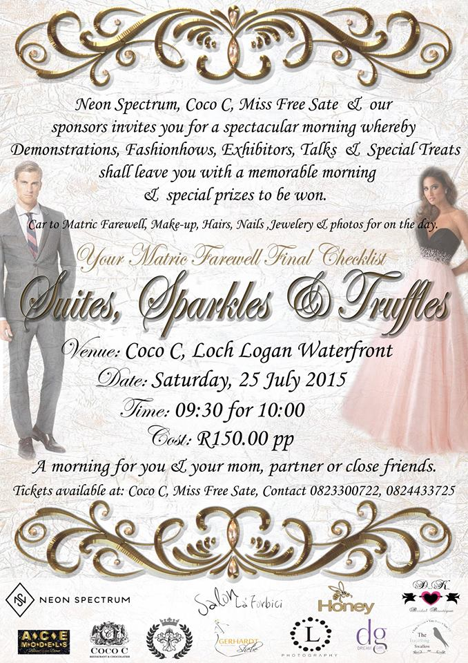 matric farewell Scarlett fashion is cape town's largest special occasion studio with over 1000 exclusive matric dance dresses & evening gowns instore make contact today.